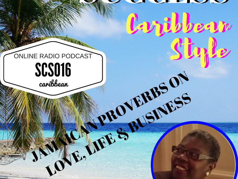 Proverbs on love life and business with Lorlett Hudson and Kingsley Grant